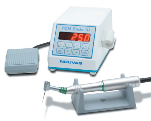 Nouvag Electric Handpiece - Creating Smiles - Clearwater and St. Petersburg FL
